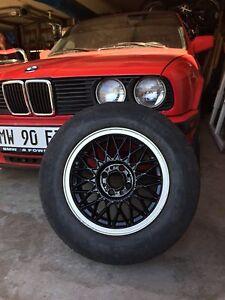 Mags BBS BMW OEM