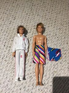 Barbie type men dolls