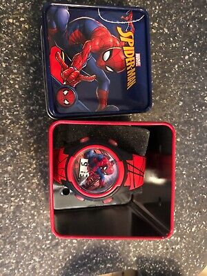 Marvel Spiderman Kids Wrist Watch