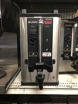 Bunn Soft Heat Sh Server Dunkin Donuts Used Coffee Warmer Server