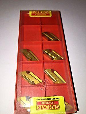 Sandvik Carbide Inserts Knux 16 04 10r11 235 P45 M35 Quantity 7