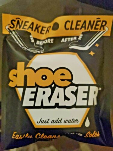 """Shoe Eraser   """"cleaner for White soles sneakers"""""""
