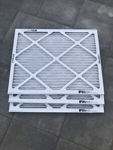 Filtrete Furnace Filters 20 x 25 x 1 - New - Opened Package