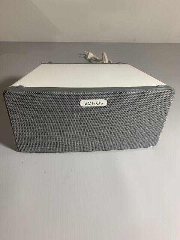 Sonos PLAY 3 Wireless Speakers (Generation 1) - White