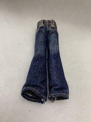 "Bratz Girlz Kidz 7"" Cloe Doll Dark Blue Faded Denim Jeans"