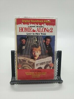 Home Alone 2: Lost in New York Original Soundtrack Brand New Sealed