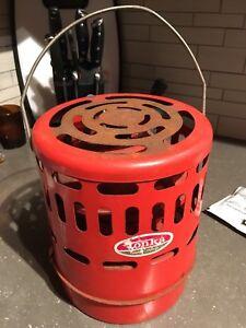 Vintage Tonka Camping Heater