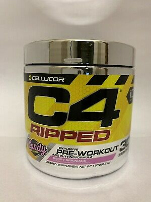 Cellucor C4 Ripped Berry Brainiacs 30 servings