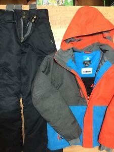 Firefly Aquamax Winter Coat & Snowpants Size Small