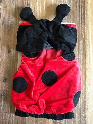 Lady Bug Plush 2-3 Years Toddler Size Costume Halloween - Halloween Costume 2-3 Years