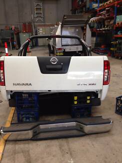 Nissan Navara ute tub Wetherill Park Fairfield Area Preview