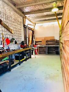 Stick n Stone Workshop for Rent - $350/wk
