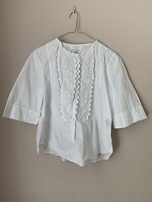 Isabel Marant White Blouse 38