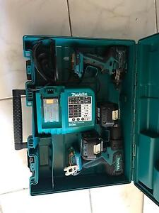 Makita brushless impact, drill driver combo Fairfield Fairfield Area Preview