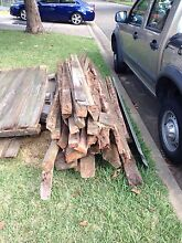 Free firewood untreated fence palings Strathfield Strathfield Area Preview