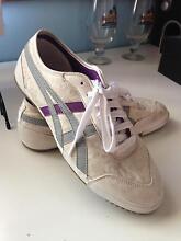 AS NEW Onitsuka Tiger Sport shoes women EUR 39.5 / US8 - Bonnyrigg Fairfield Area Preview