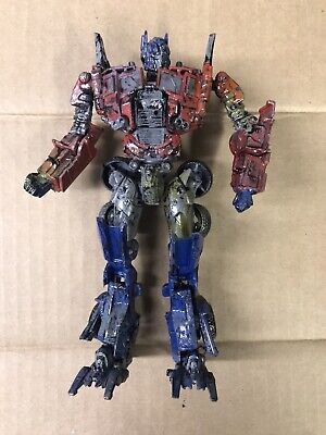 Transformers Autobot Optimus Prime Custom Action Figure