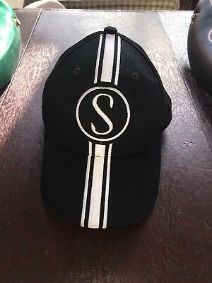Stingray  Schwinn Grey Ghost Baseball Cap Bicycle Hat cap includes metal tag