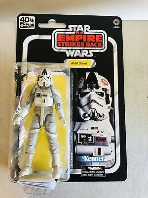 "Star Wars Black Series 6"" Collection AT-AT Driver ESB 40th Anniversary New"