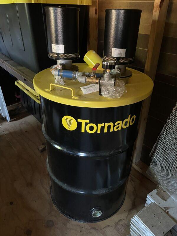 Tornado 95961 Jumbo Dual Venturi Air Wet Only Industrial Vacuum - New Never Used