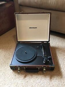 Crosley record player Grange Charles Sturt Area Preview