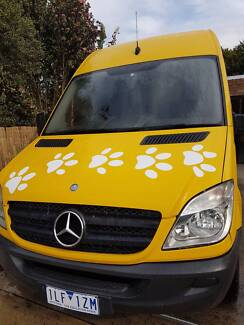 Grooming Van Mercedes Sprinter For Sale Dog Grooming