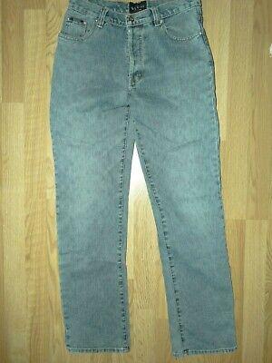 Vintage GUCCI Button Fly Mens / Unisex Jeans Size 31 x 32
