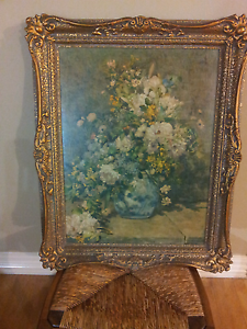 A a renoir painting 507cm long by 402cm wide Meadow Heights Hume Area Preview