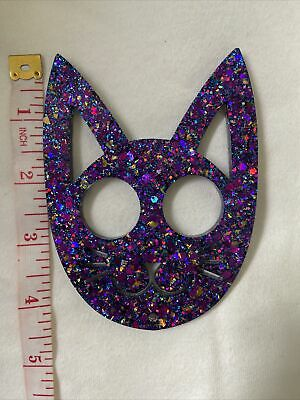Self Defense Key Chain Kitty Kitten Kawaii