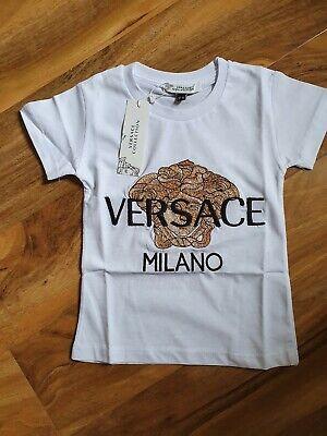 Versace T-shirt kids