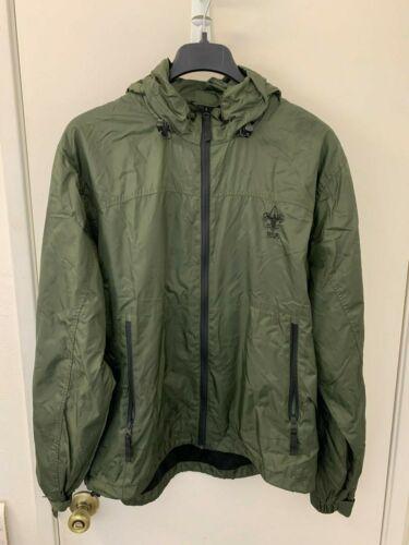 Boy Scouts of America Green Wind Tech Jacket Adult XL