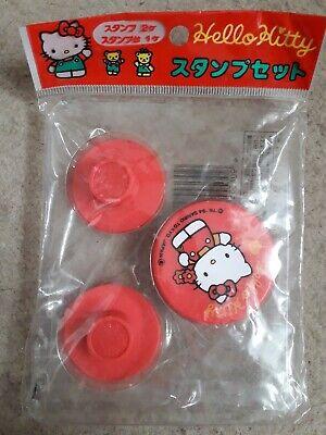 Hello Kitty Rare Vintage Stamp Set 1994