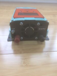 Power jack Solar charge controller