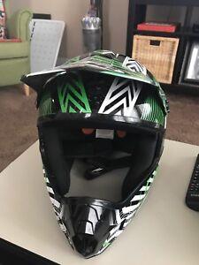 Kids dirtbike helmet