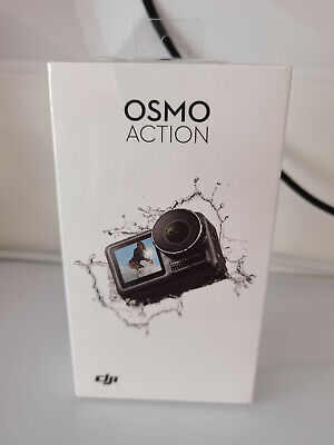 ⚠️ DJI Osmo Action 4K/60fps HDR 240FPS 1080p Slow Mo RockSteady Stabilisation