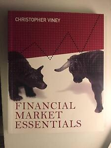 Financial Market Essentials by Christopher Viney Lakemba Canterbury Area Preview