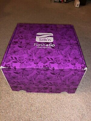Silk'n Flash & Go Hair Removal Device
