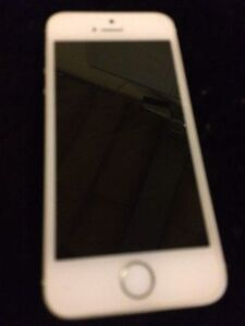 Excellent Condition Apple iPhone 5S 32GB Rogers/Chatr