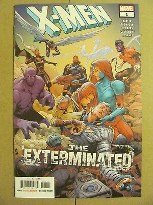 Used, X-Men Exterminated #1 Marvel Comics 2018 One Shot 9.6 Near Mint+ for sale  Binbrook