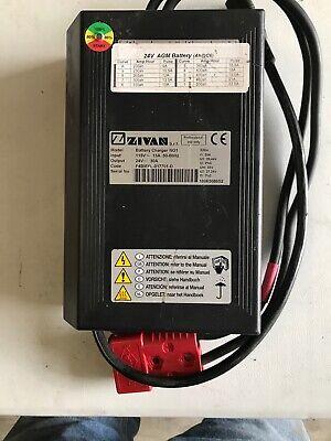 *NEW* Delta Q QuiQ Charger 24v 24 volt 25 amp Floor Scrubber Pallet Jack