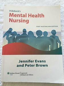 Videbeck's Mental Health Nursing Coogee Eastern Suburbs Preview