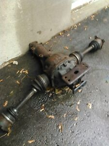 300 ZX Rear differential
