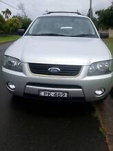 2005 Ford Territory 7 seater Wagon - reverse camera + bluetooth St Marys Penrith Area Preview