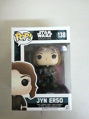 Pop Star Outfit (Damaged Box - Pop Star Wars: Rogue One - Jyn Erso (Main Outfit) 3.75