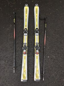 Junior Skis Alpin Élan Downhill Skis