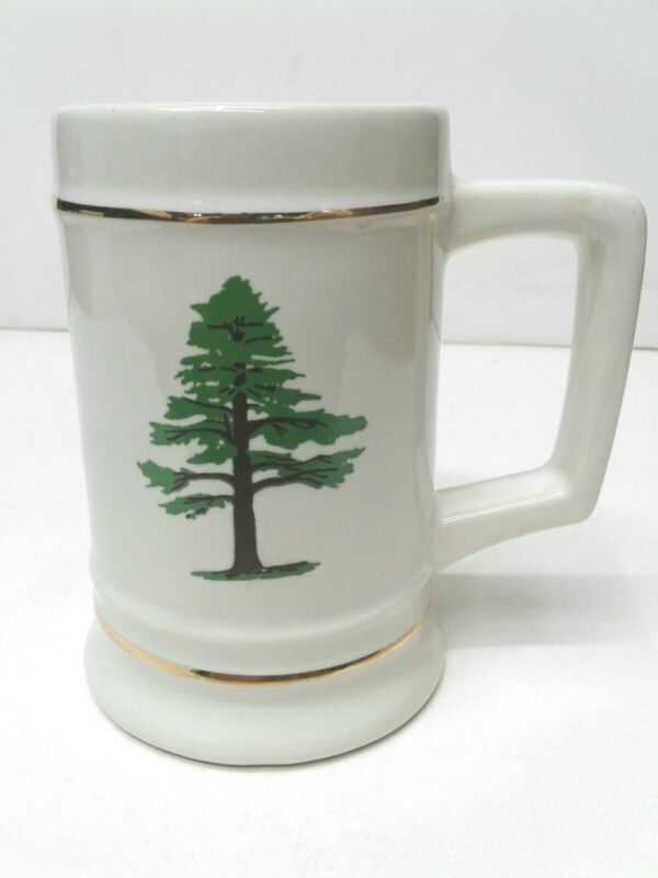 Supreme Forest 59th annual session Tall Cedars of Lebanon Mug Stein May 1961