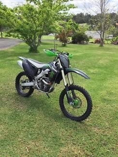 2009 Kawasaki KX250F Monster Energy Edition
