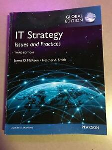 IT Strategy: Issues and Practices 3rd Edition Springvale Greater Dandenong Preview