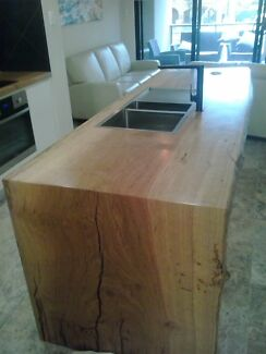 BAR TOPS, ISLAND TOPS, SLABS, STRUCTUAL TIMBERS,FRIENDLY ADVICE.