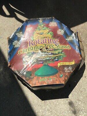 CHRISTMAS TREE STAND 360 DEGREE ROTATION